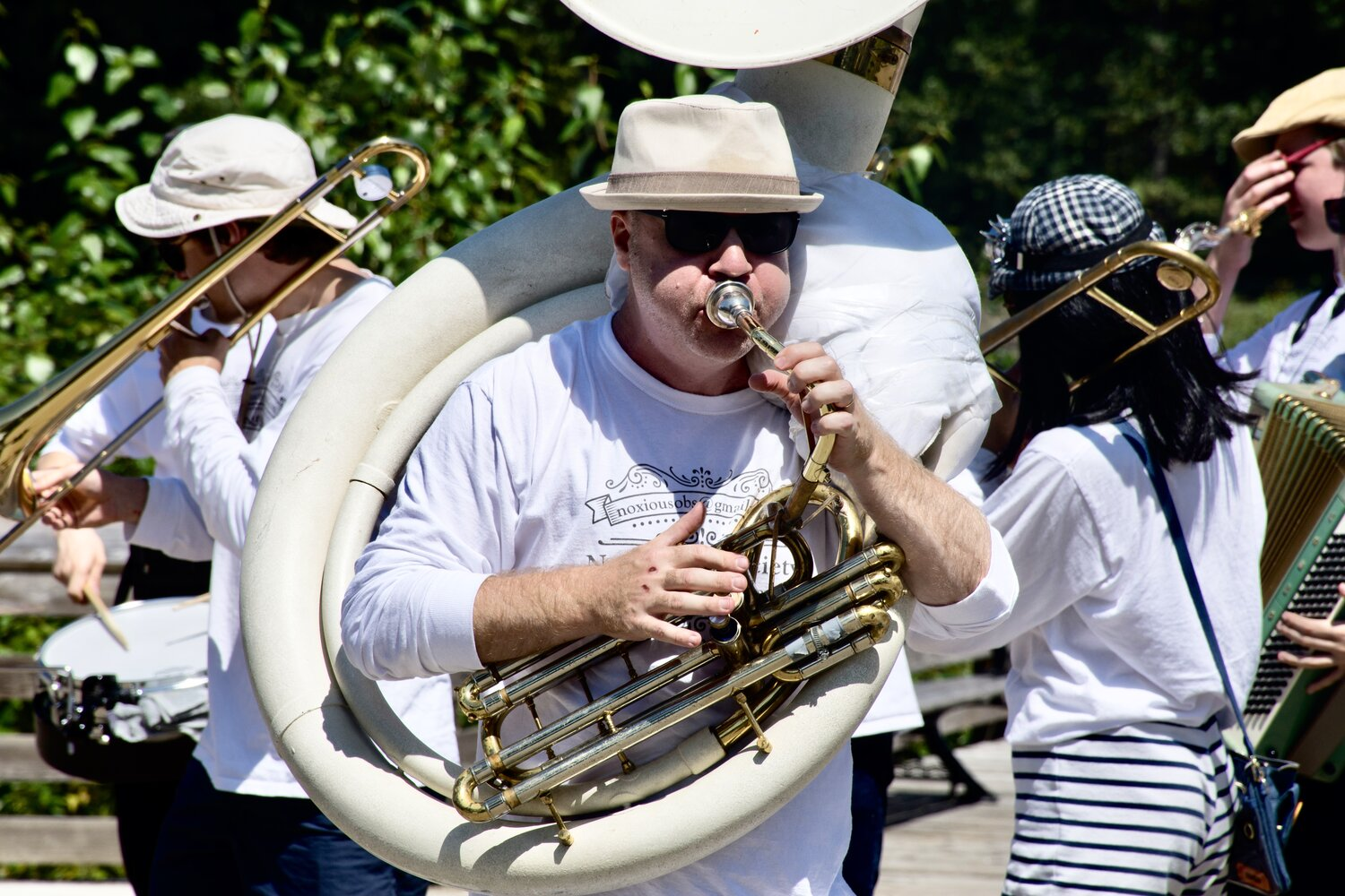 JFC Welcomes The Fort Langley Jazz & Arts Festival