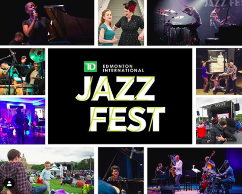 2020 Edmonton International Jazz Festival Postponed